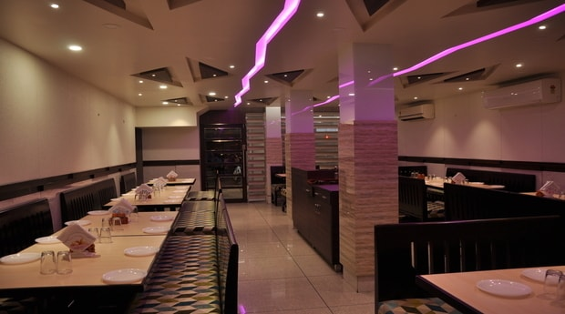 Restaurants Near by Sachin Gidc
